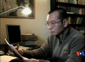 Liu Xiaobo, photo: Voice of America