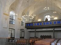 Synagoge in Kolín (Foto: GFreihalter, Wikimedia Commons, CC BY-SA 3.0)
