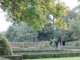 Schlossgarten (Foto: Martina Schneibergová)