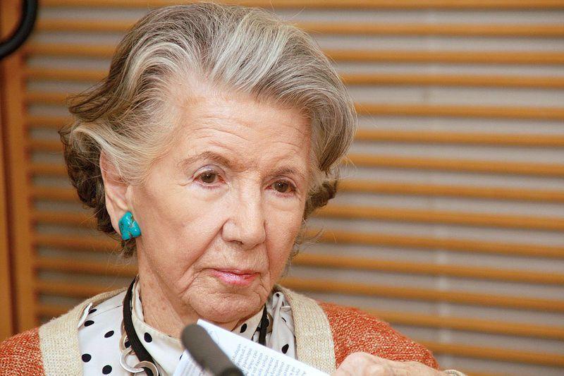 Meda Mládková, foto: Alžběta Švarcová, ČRo