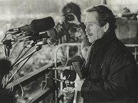Václav Havel in 1989