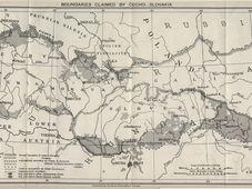 Чехословацкая республика в 1919 г.
