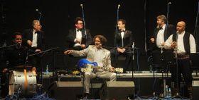 El concierto de Goran Bregovic, foto: ČTK