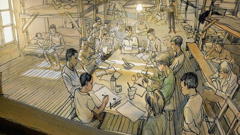 Le Fantôme de Theresienstadt, photo : facebook de Rodéo d'âme