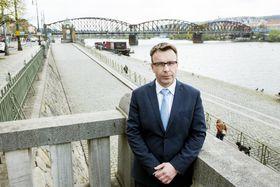 Vladimír Kremlík, foto: Michaela Danelová, ČRo