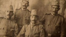 Чехословацкие легионеры, Фото: ЧТ24