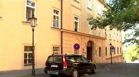 El centro de desintoxicació en la calle Apolinářská, foto: ČT24