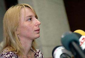 Hedviga Malinova, photo: CTK