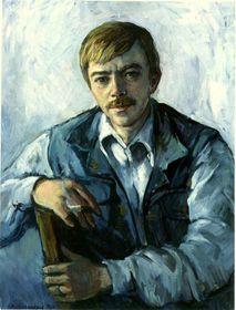Karel Kryl, photo: archive of Marie Gabánková