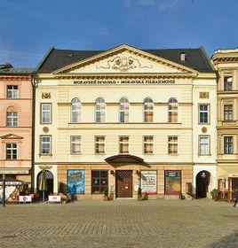 Teatro de Olomouc, foto: Jiří Komárek, CC BY-SA 4.0 International
