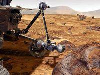 Mars, photo: CTK