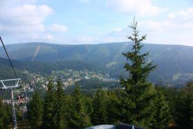 Los Montes de los Gigantes, foto: Štěpánka Budková