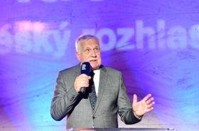 Václav Klaus, photo: Michaela Danelová / Czech Radio