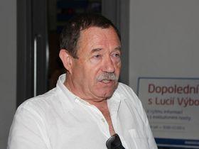 Jefim Fištejn, photo: Prokop Havel