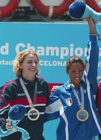 Jana Pechanová (de izquierda), foto: CTK