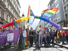 Prague Pride, photo: Filip Jandourek / Czech Radio