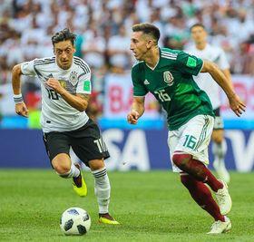 Deutschland – Mexiko (Foto: Dmitrij Sadownikow, soccer.ru, Wikimedia Commons, CC BY-SA 3.0)