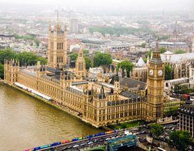 Parlament des Vereinigten Königreichs (Foto: Guliaka, Wikimedia Commons, CC BY-SA 3.0)