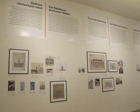 """Ausstellung """"Ein fremdes Haus? Architektur der Deutschböhmen 1848-1891"""""""