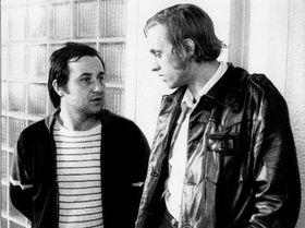 Josef Katrinak and Radomir Sebesta on the file photo from May 11, 1978 in Frankfurt am Main, photo: CTK
