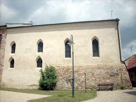 Synagoge in Polná (Foto: Schuminka janička, CC BY 3.0)