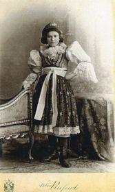 Kateřina Benedíková, photo: Kateřina Benedíková's family archive