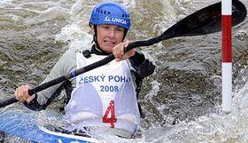 Štěpánka Hilgertová, photo: CTK
