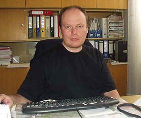 Prof. Karel Bouzek, foto: Autor
