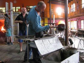 Ajeto glassworks, photo: Libor Kukal