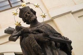 St. John of Nepomuk, photo: Kristýna Maková