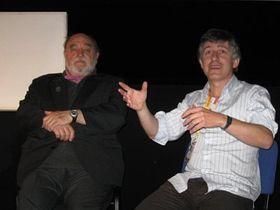 Juan Luis Bunuel y Gaizka Urresti