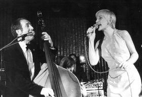 Luděk Hulan y Jana Koubková, foto: Archivo de Supraphon