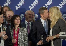 Partei ANO (Foto: ČTK)