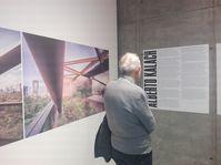 Exposición de Alberto Kalach en Liberec, foto: Dominika Bernáthová