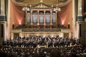 Photo: Petra Hajská, La Philharmonie tchèque