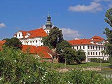 Бржевновский монастырь, Фото: Мирослав Швец, Чешское радио