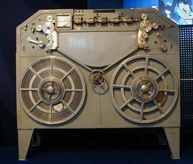 Blattnerfon, foto: archivo de Radio Praga