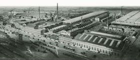 L'usine Českomoravská Kolben-Daněk (ČKD), photo: Archives du Musée technique national