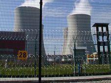 La planta nuclear Temelín