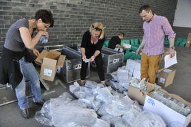 L'aide tchèque au Népal, photo: ČTK