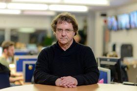 Adam Černý, photo: Khalil Baalbaki, Czech Radio