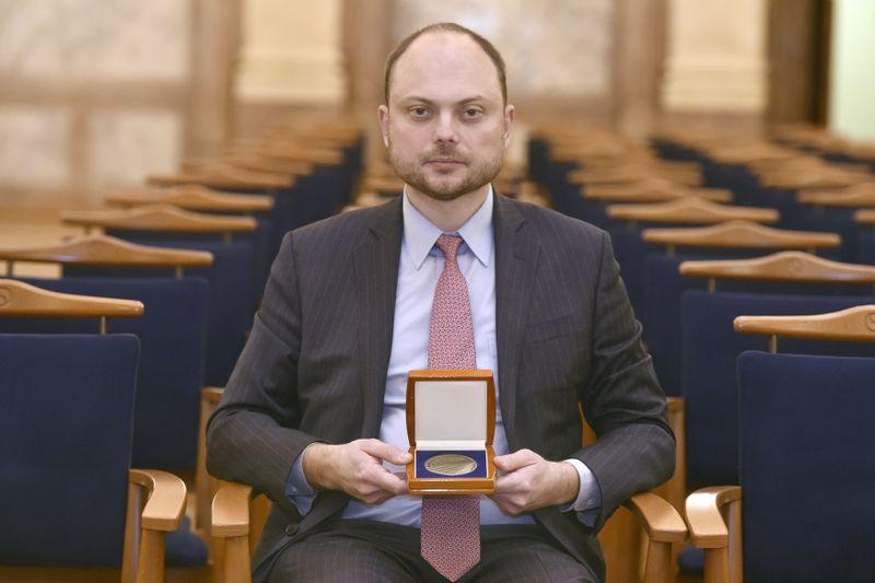 Владимир Кара-Мурза, фото: ЧТК / Михаела Ржигова
