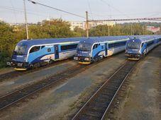 Foto: Archiv der Tschechischen Bahnen