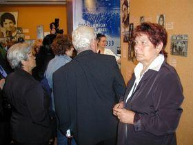 В музее цыганского Холокоста
