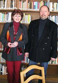 Manželé Fajkusovi, foto: Autorka
