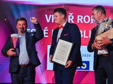 Milan Sůkal, Jakub Sůkal und Jaromír Rygar (Foto: ČTK / Vít Šimánek)