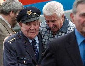 Czech veterans, photo: CTK