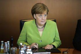 Angela Merkel, photo: ČTK/AP/Markus Schreiber