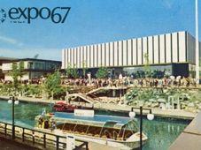 Чехословацкий павильон на международной выставке EXPO 67, Фото: архив выставки EXPO 2015
