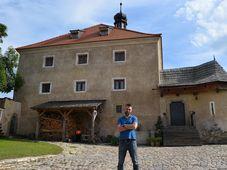 Wohnturm Malešov (Foto: Ondřej Tomšů)